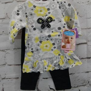 Infant 2 pc. pant set